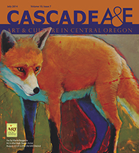 Cascade Arts & Entertainment July 2014 cover
